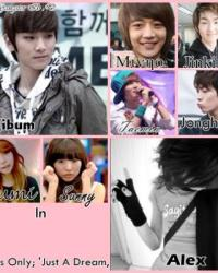 It was only; 'Just A Dream,{SHINee}