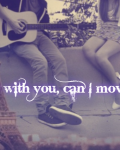 ♥Only with you, can I move on♥