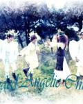 Blinded Angelic Christmas {SHINee}