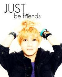 Just Be Friends {SHINee}