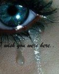 I wish you were here..