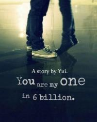 {JDB} You Are My One In 6 Billion.