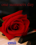 one summers day