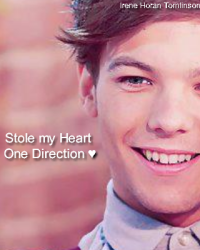 Stole my Heart - One Direction ♥