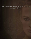 The Tribute from district 10.