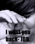 I want you back - JDB.