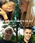 Is it really meant to be us? ♥ CB - JB