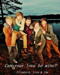 Can your love be mine? - One Direction ♥