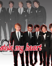 Stole My Heart- One Direction