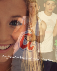 Boyfriend or Brother? ~One Direction~