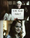 Way too close Dramione