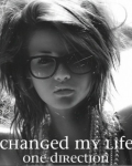 Changed my life - One Direction