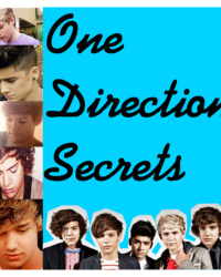 One Direction- Secrets