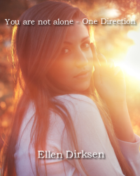 You are not alone - One Direction