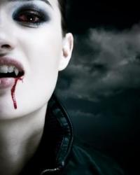 The vampires wife