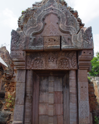 My Day at the Temple: Phnom Chisor