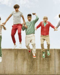 100 days of One Direction