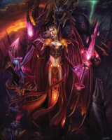 WOW:Blood Elves Power