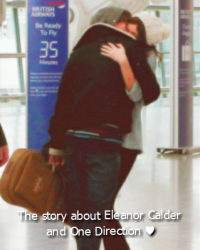 The story about Eleanor Calder and One Direction ♥