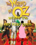 where the red road goes