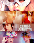 SHINee + Juliette