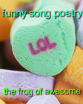 funny song poetry