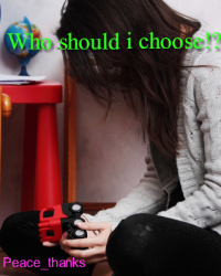 Who should i choose!? (1D)