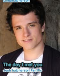 The Day I Met You (Josh Hutcherson Love Story)