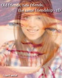 Old friends, new friends, the same friendship - 1D