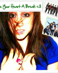 Give Your Heart A Break (One Direction Love Story)