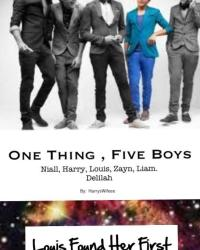 One Thing, Five Boys