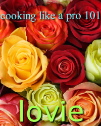 cooking like a pro 101