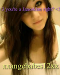 <3 you're a Janoskian right? <3
