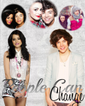 People can change - One Direction & Cher Lloyd