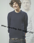 When everything falls appart {1D}