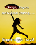 George, Dragons and Mystical Dancing.......