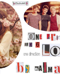One Princess and 6 lovers. [1D]