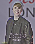 Hopelessly In Love With The Badass - Justin Bieber
