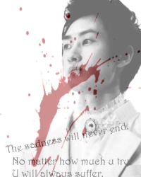The sadness wil never end [Suju]