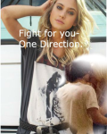 Fight for you  - One Direction.