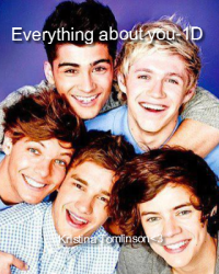 Everything about you-1D