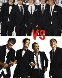 One Direction vs. Big Time Rush
