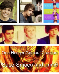 One Hunger Games Direction