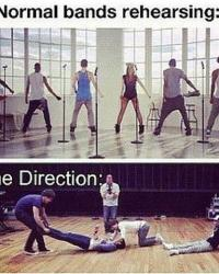 One Direction Facts  ;P