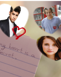 My Heart is a Secret <3 - One Direction.