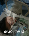 Never give up. 1D