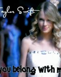 You Belong With Me(A Taylor Swift Fan-Fic)