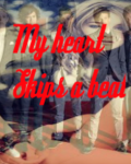 My heart skips a beat (One direction love story)