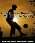 How soccer became my favorite sport