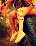 He's the one